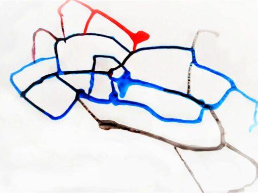 Richter i gravitacijski crtež