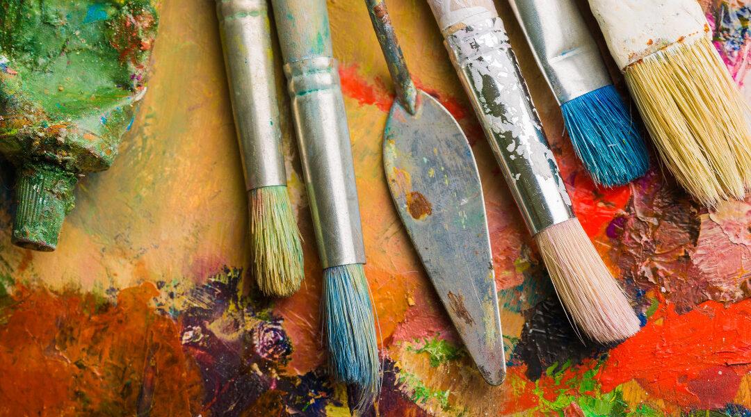 Likovne radionice za umirovljenike: Učenje, druženje i kreativnost
